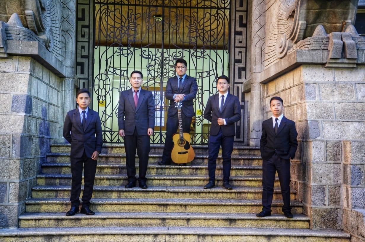 Grupo de estudiantes conforman grupo musical cristiano en San Marcos - Periódico Oriente News