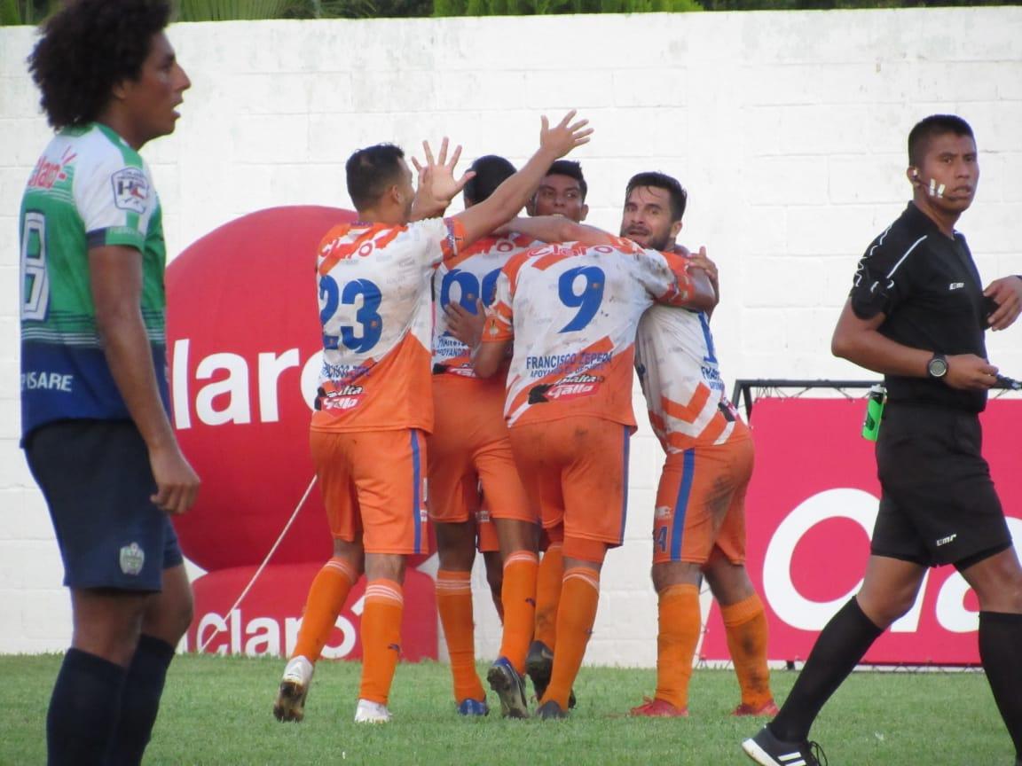 Achuapa toma ventaja frente a Sansare y pone un pie en semifinales - Periódico Oriente News